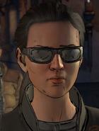 ATL Female Sunglasses Guard Church