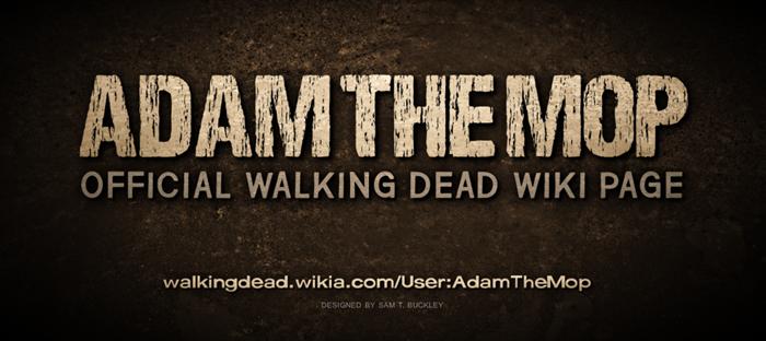 AdamTheMop Banner