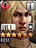RTS Rose
