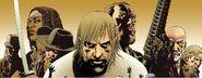 The Walking Dead Comic Cast, 5