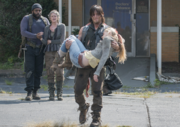 AMC 508 Daryl Carrying Dead Beth