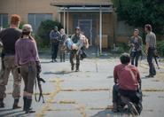 AMC 508 Daryl Carrying Dead Beth