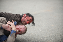 AMC 515 Rick Choking Pete