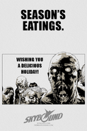 Season's Eatings card