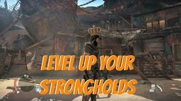 Mad Max - Mad Max why you should upgrade strongholds