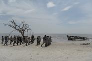 10x01 Militia marching