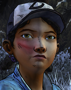 AmTR Clem Angry