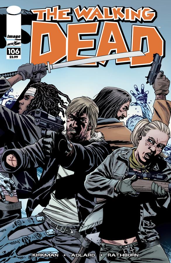 The Walking Dead Comic Pdf English