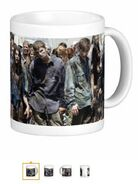 Wall of Zombies Coffee Mug