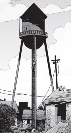 Issue 158 Tower