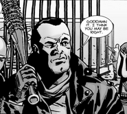 Issue 111 Negan Observe