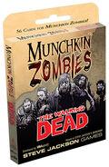 Munchkin Zombies- The Walking Dead 3
