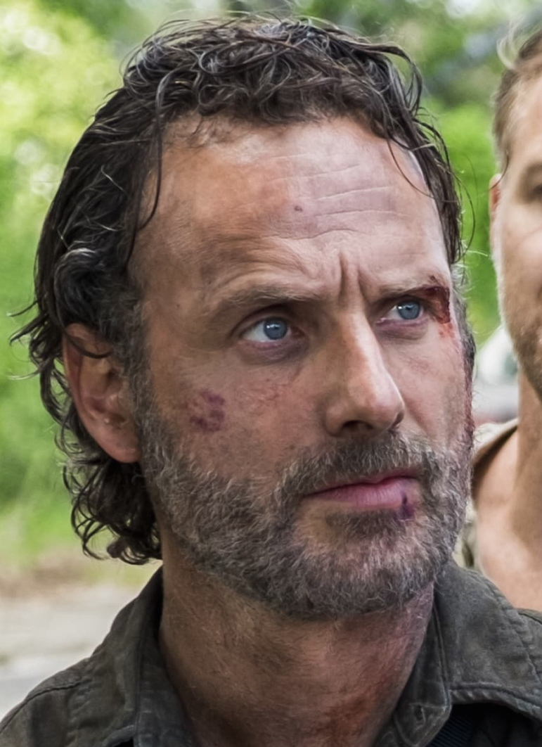Rick Grimes Tv Series Walking Dead Wiki Fandom