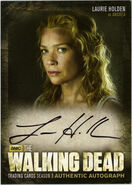 A14 Laurie Holden as Andrea