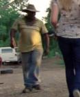 Mitch walks by (Vatos)