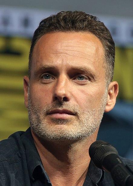 Andrew Lincoln | Walking Dead Wiki | FANDOM powered by Wikia