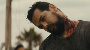 Marco Rodriguez zombie