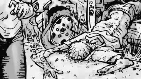 The Walking Dead - Motion Comic
