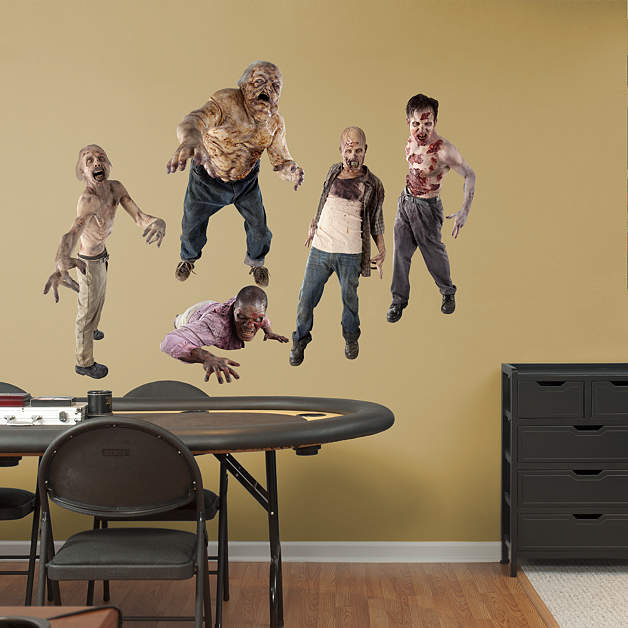 Great Walkers Collection Fathead Wall Decals