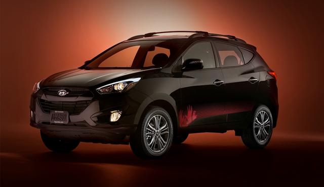 2014 Hyundai Tucson The Walking Dead Special Edition | Walking Dead