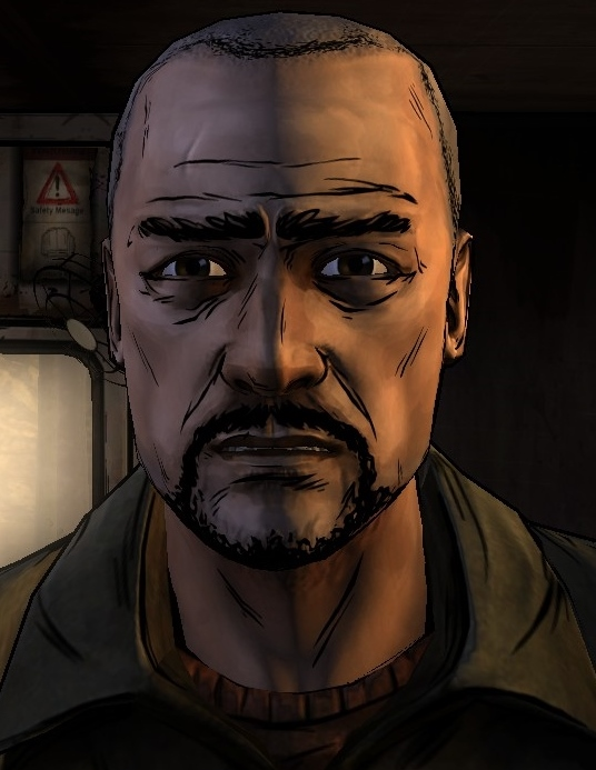 Peter Joseph Randall Video Game Walking Dead Wiki