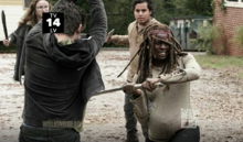Mitchell TalkingDead Death