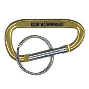 The Walking Dead - Carabiner Clip (Season 2) - GOLD (2.5 inch)