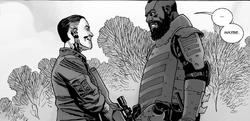 Two Leading Resistance Survivors