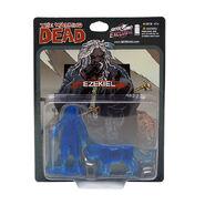 Ezekiel and Shiva PVC Figure 2-Pack (Translucent Blue)