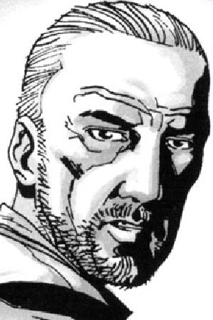 Image result for the walking dead hershel comics