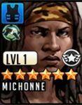 6-stars michonne RTS