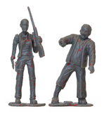 Andrea pvc figure 2-pack (bloody grey) 2