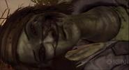 Carley's Dead Body in 400 Days