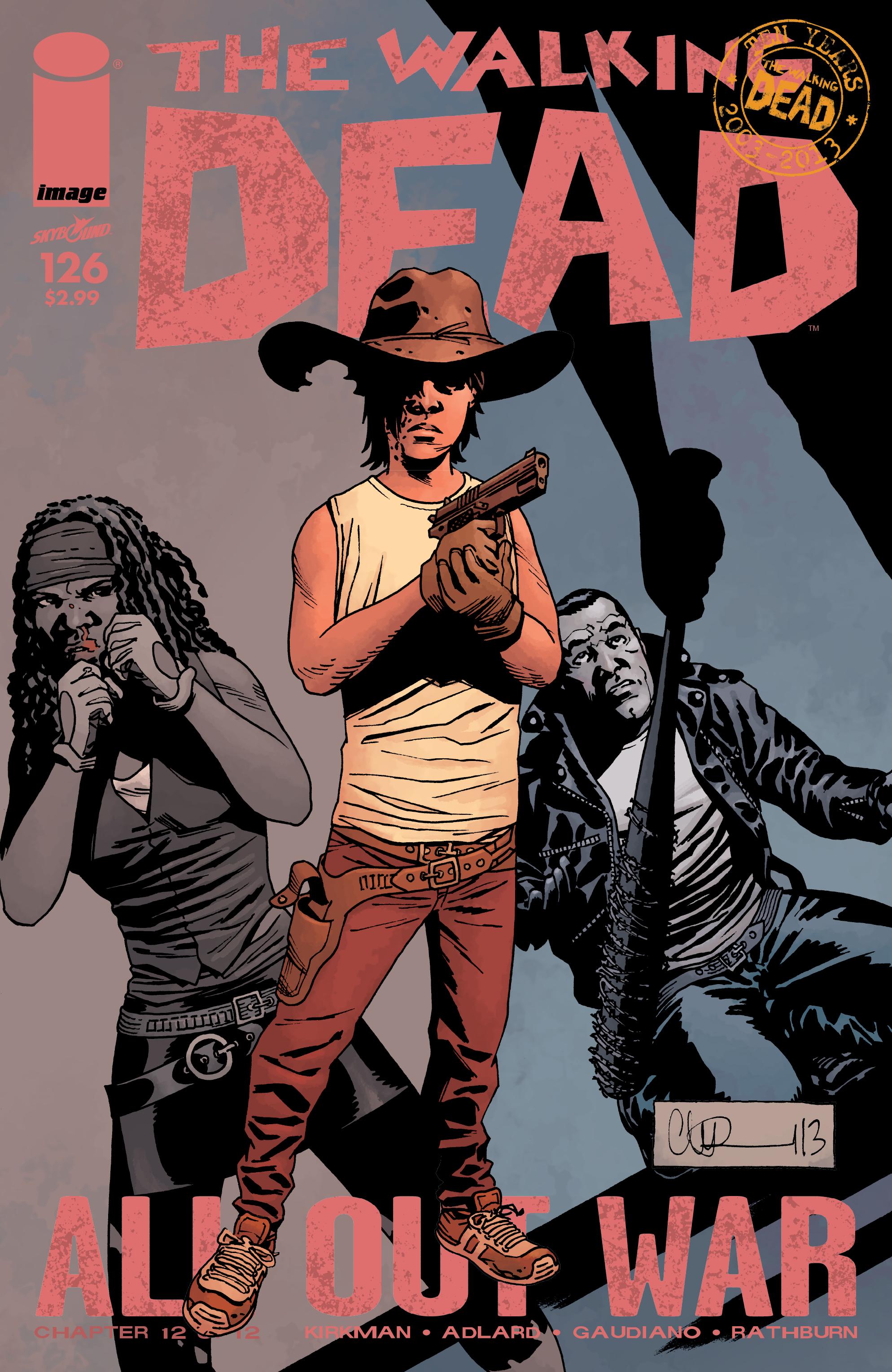 The Walking Dead Comic 101 Pdf