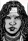 Michonne comic