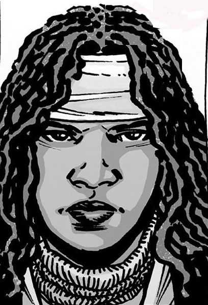 Image result for the walking dead Michonne comics