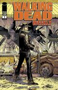The Waking Dead Weekly Issue