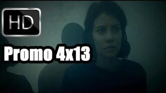 "The Walking Dead Season 4 4x13 Promo ""Alone"" HD"