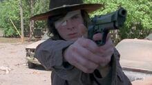TWD Carl gun