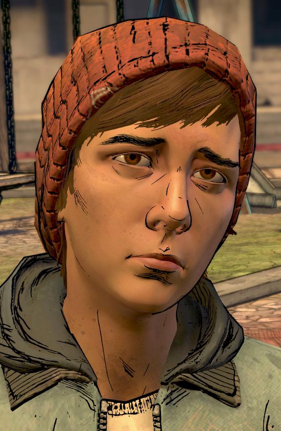 Gabriel Garca Video Game Walking Dead Wiki Fandom Powered By