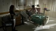 Paul in hospital