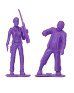 Andrea pvc figure 2-pack (purple) 2