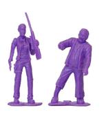 Andrea pvc figure 2-pack (purple) 2