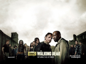 TWD Season 6 Art