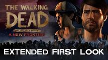 'The Walking Dead A New Frontier' Extended First Look
