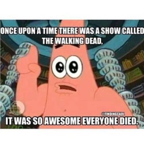 Image - Walking dead spongebob.jpg | Walking Dead Wiki | FANDOM ...