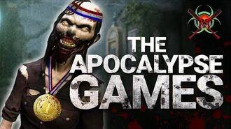 ANNOUNCING THE 2020 WALKING DEAD APOCALYPSE GAMES