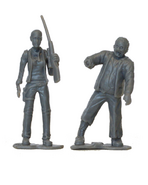 Andrea pvc figure 2-pack (grey) 2