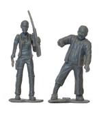 Andrea pvc figure 2-pack (grey) 2