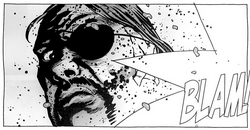 Hershel's death 48x16